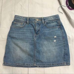 Gap kids | girls jean skirt size 8